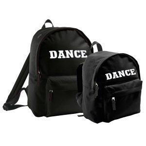 Sac à dos avec logo DANCE en glitter argenté pour enfant, ados/adultes. Ce sac à dos de petite et moyenne taille est en polyester à paillettes. Il s'adaptera parfaitement à la morphologie d'une petite fille. Ce Sac de Sport, possède un réservoir central et une petit pochette sur le devant. Les bretelles sont réglables.