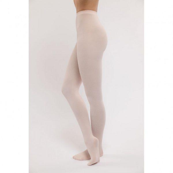 Ces Collants de danse avec pied, possède une ceinture elastique. Ces collants sont très résistant et ont une longue longévité. Ils sont très doux et confortables à porter! C'est un produit essentiel dans la garde robe d'une danseuse.