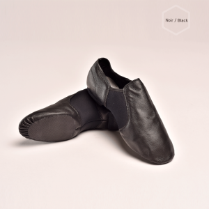 Ces chaussures de jazz sont en cuir véritable, doux et durable. Grâce à sa bi-semelle EVA et sa partie en néoprène au niveau de la voute plantaire, ces chaussures accompagnent parfaitement les mouvements des pieds. Le modèle LEA est unisexe. Elles sont dotées d'un petit talon d'environ 1cm pour assurer un bon amorti et protéger vos articulations. Ces chaussures de danse ont une doublure absorbante en coton, et à l'intérieur de la semelle intérieure se trouve une mousse protectrice qui absorbe les chocs.